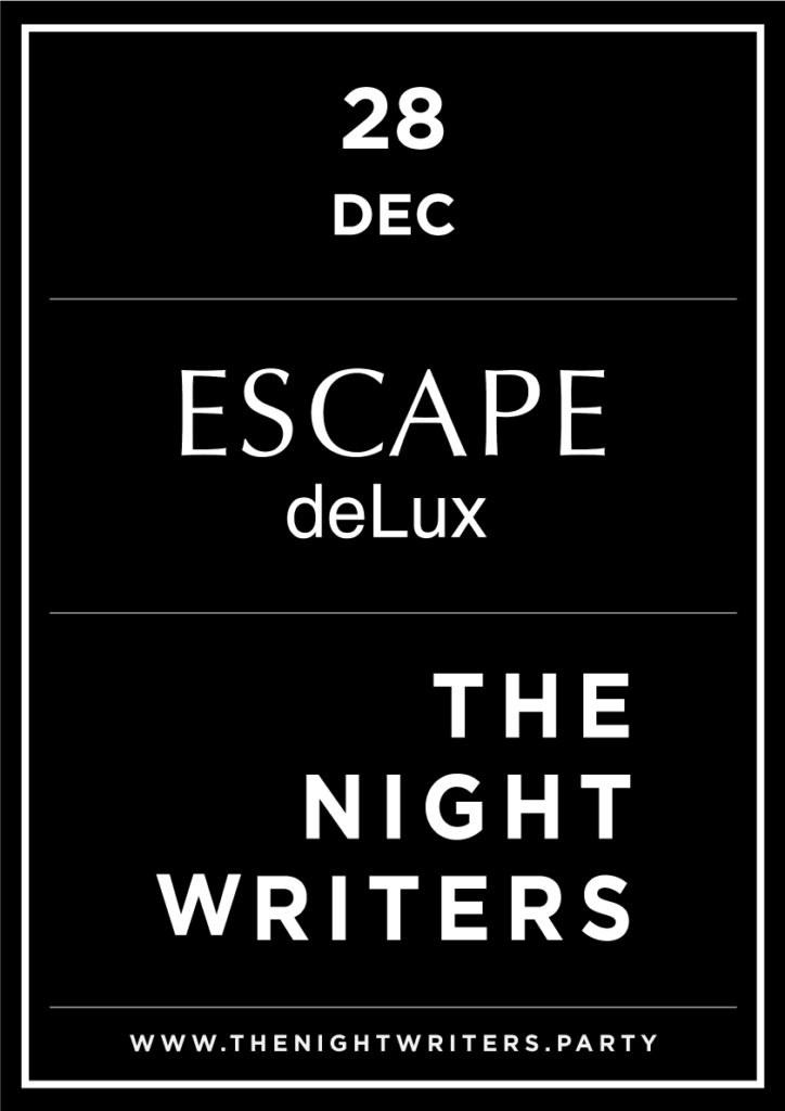 The Nightwriters 28 Dec